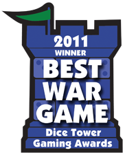 2011 Best War Game Winner